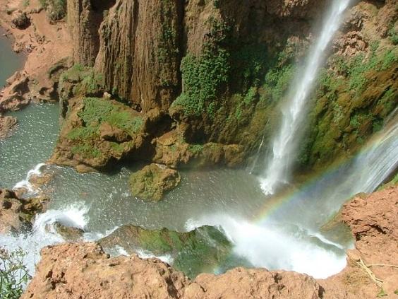 journée aux cascades d'Ouzoud