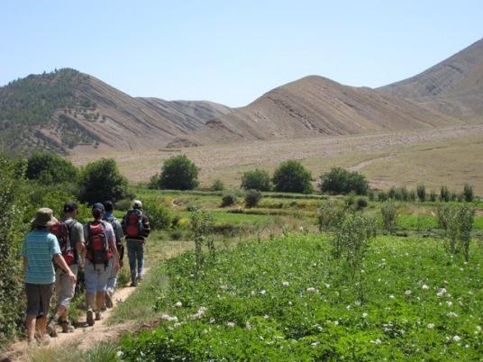 Randonnée dans la vallée 2